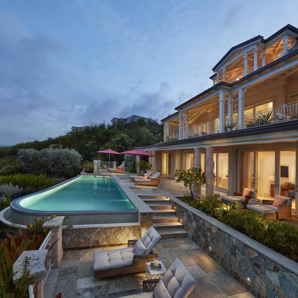 mandarin oriental villa canouan